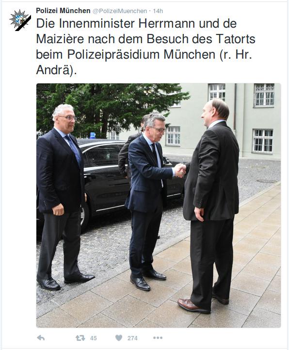 polizei münchen twitter